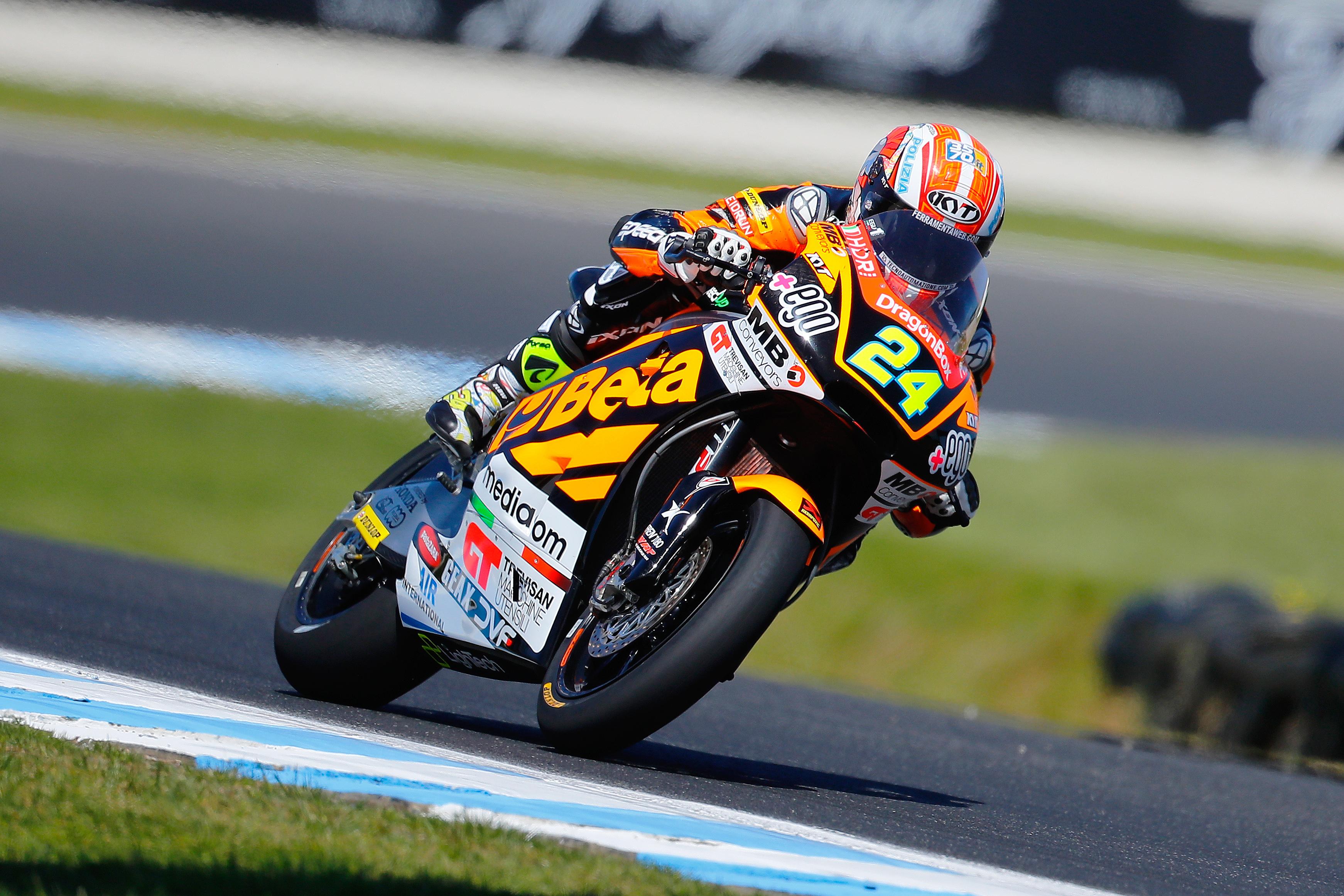 Corsi settimo al Gran Premio d'Australia