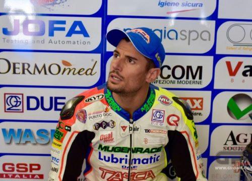 MotoGP, Simone Corsi: 250 di questi Gran Premi