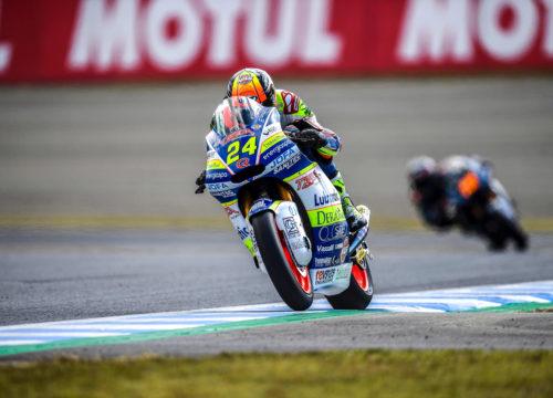moto 2 Japan 2018 Simone Corsi