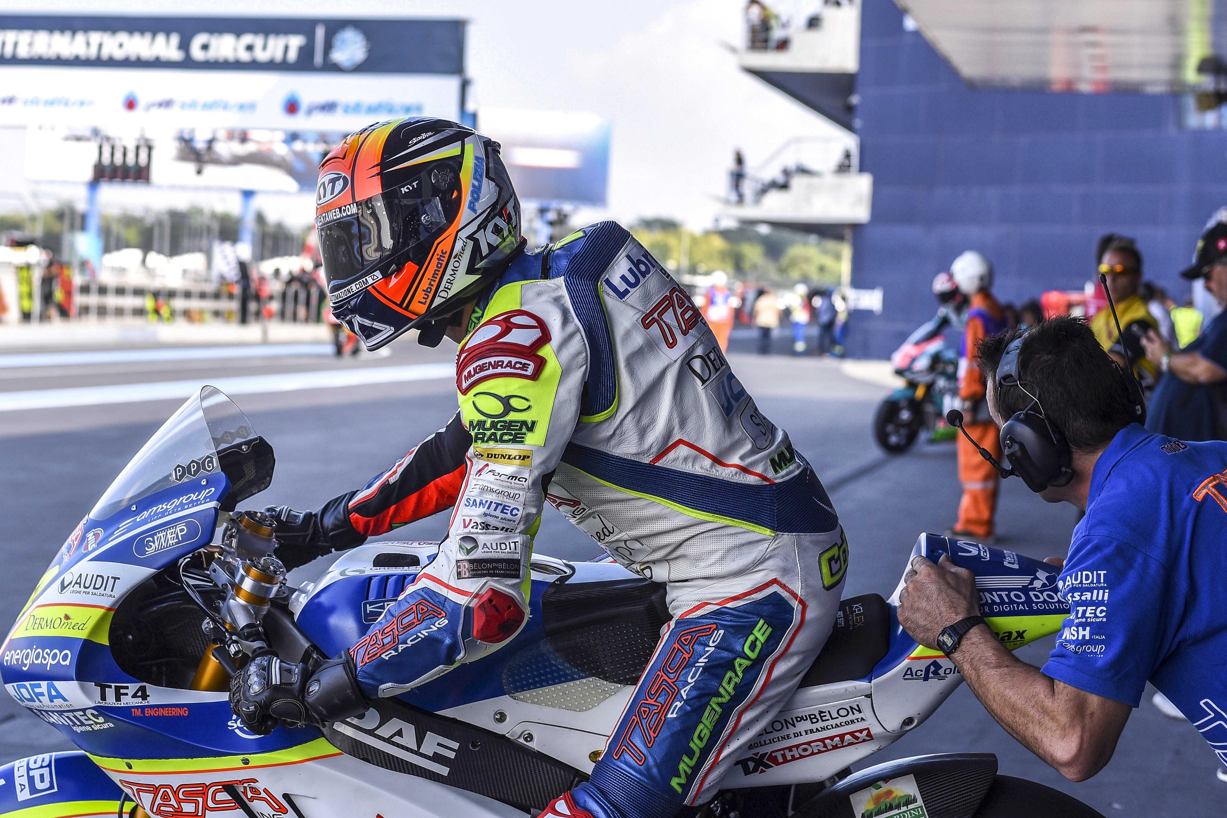 Thailandia GP Moto 2 – 2018